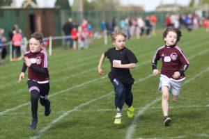Kildare Athletics kids